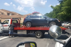 towing and recovery nashville